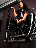 Worship Jasmine | Galleries | Photos | On Throne with slave