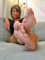 Virtual Foot Worship